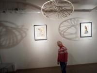 Юные художники совершили путешествие в мир конструктивного пространства