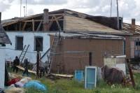 В дудинских посёлках продолжаются летние работы по благоустройству