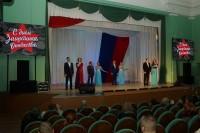 В Дудинке состоялся праздничный концерт ко Дню защитника Отечества
