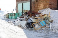 За вывоз строительных отходов придётся заплатить