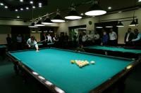В Дудинке стартовал турнир по русскому бильярду