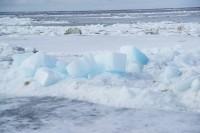 Уровень воды в районе Дудинки достиг девяти метров