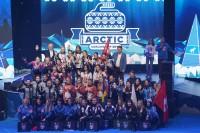 В Дудинке завершился международный турнир по кёрлингу