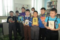 В Дудинке отпраздновали международный День детской книги