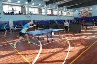 В Дудинке прошел турнир-мемориал по настольному теннису