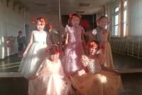 Юные танцоры филиала детской школы искусств показали свои умения