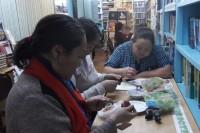 В Волочанке создавали ритуальные украшения долган и нганасан