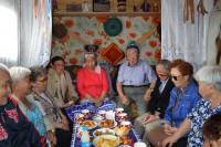 В Дудинке слушали знатока долганского фольклора