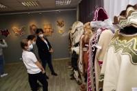 Выставка Норильского колледжа искусств открылась в Дудинке