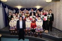 Юные танцоры получили свидетельства об окончании ДШИ