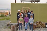 В Дудинке встретились юные знатоки родного языка