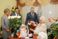 Почетный гражданин Дудинки отпраздновал юбилей