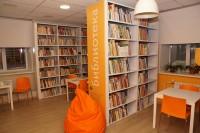 В городской библиотеке появится спортивный уголок