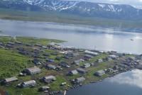 Жители Хантайского Озера занимаются благоустройством посёлка
