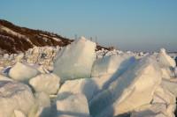 Дудинка встречает ледоход