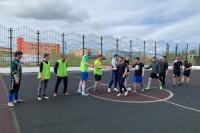 В Дудинке ко Дню молодежи провели футбольный турнир