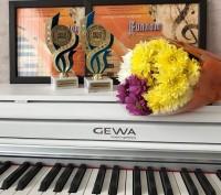 Юные дудинские музыканты получили дипломы «Надежды Норильска»