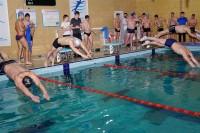 Лучшие пловцы — в командах «Локомотив» и «Администрация»