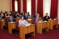 Горсовет принял изменения в бюджет Дудинки
