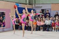 В Дудинке прошло ежегодное соревнование по акробатике
