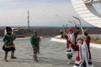 В Дудинке и Волочанке состоялись хореографические опен-эйры