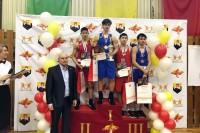 Дудинские боксёры завоевали семь золотых медалей