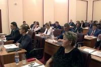 Горсовет четвертого созыва избрал Председателя и составы комиссий
