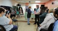 Проект «Поющие орнаменты» презентовали в Волочанке