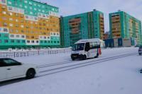 Автобусы пойдут по ледовой переправе