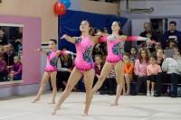 В Дудинке пройдут соревнования по спортивной акробатике
