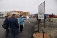 Депутатам Заксобрания показали будущий «Сквер авиаторов»