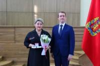 В Красноярске наградили лучших культработников края