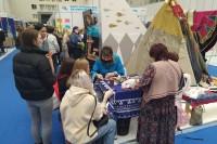 Специалисты ГЦНТ представили культуру таймырцев в Москве и Красноярске