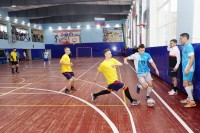 Выходные в Дудинке выдались спортивными