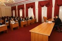 Депутаты открыли вторую сессию Горсовета