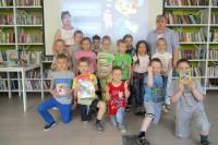 В городской библиотеке стартовал цикл летних мероприятий