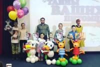 В Дудинке наградили юных художников