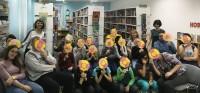 В библиотеках Дудинки прошли семейные встречи