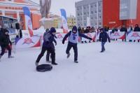 В Дудинке готовятся к мини-футболу в валенках