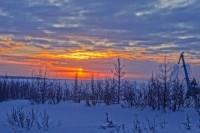 В Дудинке завершается полярная ночь