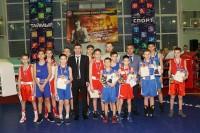 Мемориал Виктора Крауса по боксу назвал победителей