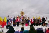 Городской Центр народного творчества принимал поздравления от друзей