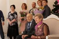 Чета дудинцев отпраздновала бриллиантовую свадьбу