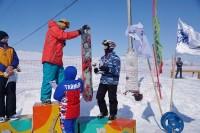 «Снежный вихрь» собрал любителей экстремального катания