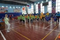 Праздник детства и спорта отметили в Дудинке
