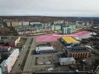 """Территория проектирования в районе ледовой арены """"Таймыр"""""""