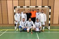 Дудинские спортсмены одержали победу в турнире по мини-футболу