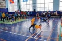 В Доме физкультуры прошел праздник семейного спорта