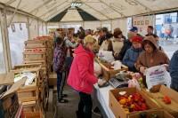 В Дудинке готовятся к ярмарке сельхозпродукции