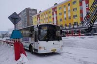 Расписание городских автобусов в праздничные дни изменится
